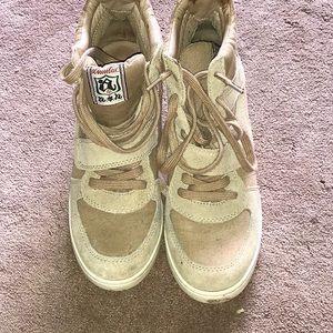 Ash Sneaker Heels